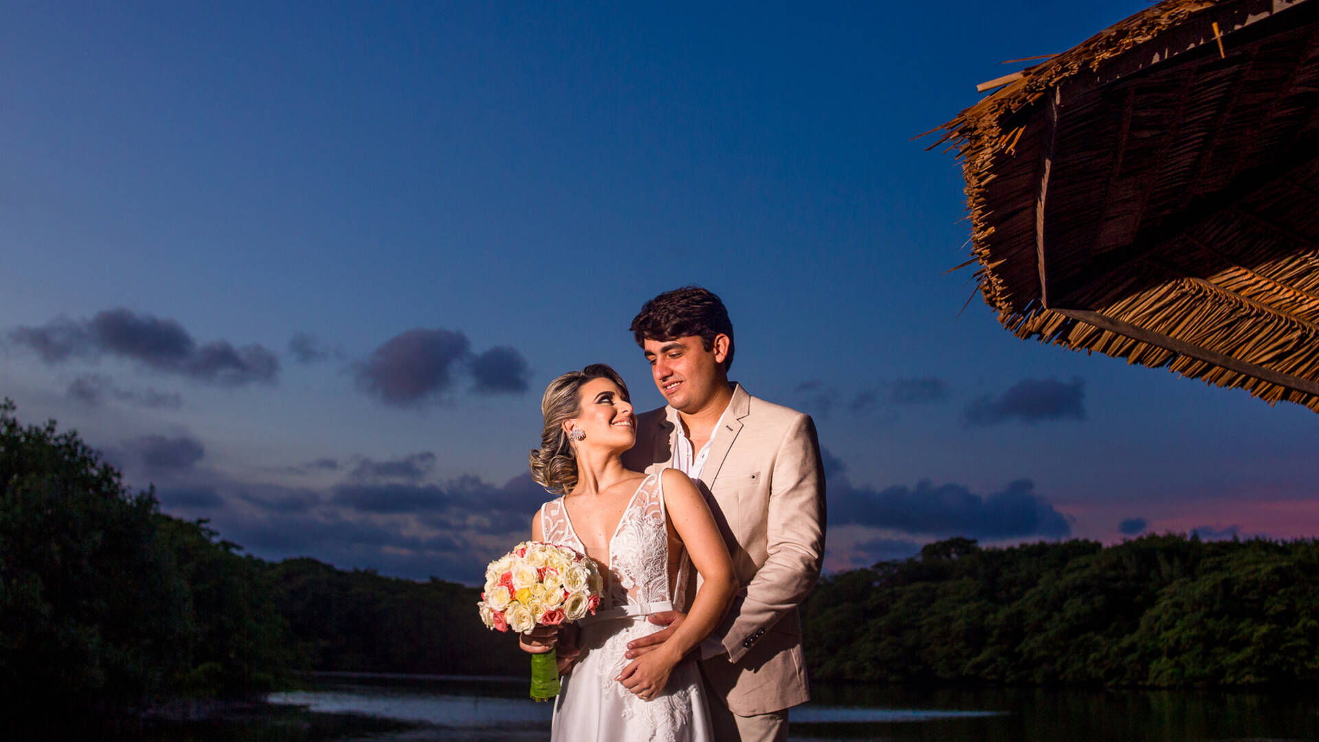 Wedding de Larissa + Eduardo
