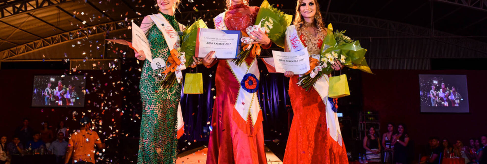 Eventos de Miss Facider 2017