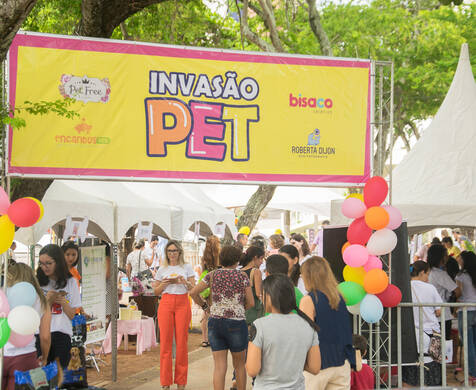 Invasão Pet - Abril 2017