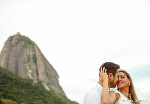 Trash the Dress de JULIANA + VITOR