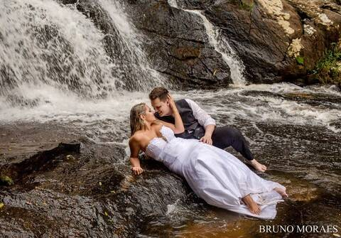 Trash the Dress de LUCIANA + FELIPE