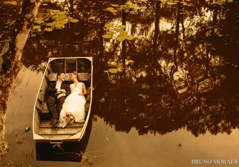 Trash the Dress de Raquel & Renan