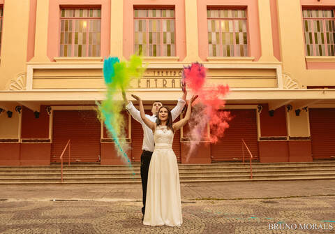 Trash the Dress de Tamara & Felipe