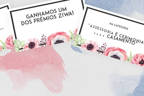 Prêmios de Zankyou International Wedding Awards – ZIWA