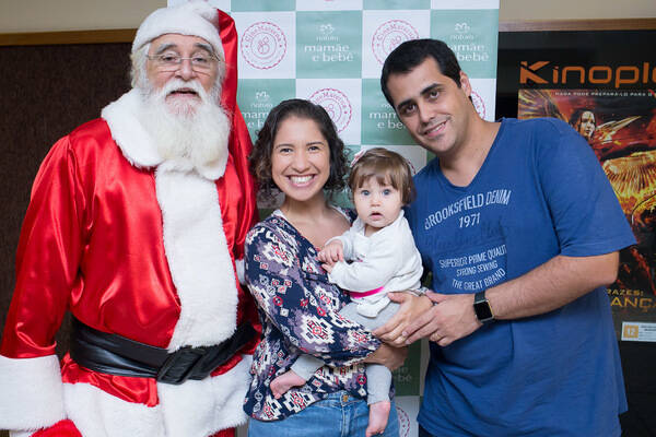 CineMaterna de CineMaterna - Sessão Shopping Vila Olimpia 09.12.15