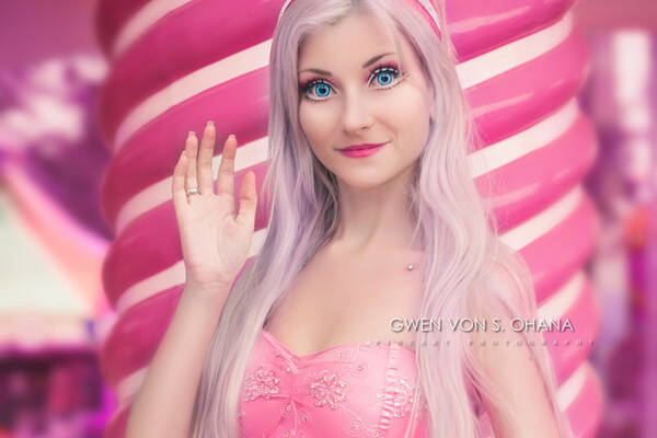 Cosplay/Personagens de Living Doll