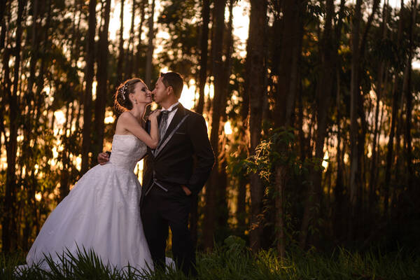 Externas (Trash the Dress) de Igor e Cristiane