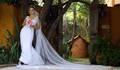 Previa de noiva de pre-wedding