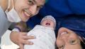 Fotografia de Parto de Nascimento Martina - Pro Matre