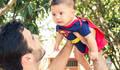 Família de Um Super-Herói chamado Vicente