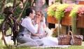 Alan e Letícia de Casamento