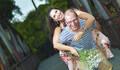 O amor está no ar... de Isabela e Leander