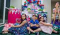 Aniversário Infantil de ALICE, FELIPE E AMANDA