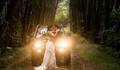 Trash the Dress de Pamela + Tiago