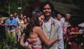 Casamento de Atriz Dani Moreno e Ator José Trassi
