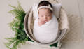 Newborn de Maria Clara