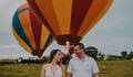 Ensaio pré casamento  de Samantha e Rafael