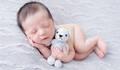 Newborn de Gael - 7 dias