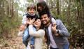 Ensaio de Família de Florença+Davi+Valentina+Heitor