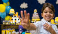 Festa Infantil de João Pedro 4 Anos