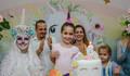 Lara e Manuela de Festa Infantil