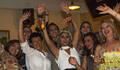 Casamentos de Despedida de Solteiro e do Brasil de Solange