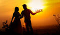 Ensaio de Casal com por de sol  de Pré Wedding