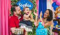 Aniversários Infantis de Sophia - 1 ano