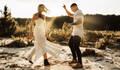 FER + THIAGO de Let's Dance honey