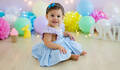 Ensaio Infantil de Alice - 1 ano
