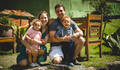 de Ensaio Família - Henrique & Maria Luiza