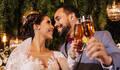 Casamento de Dominick e Celken