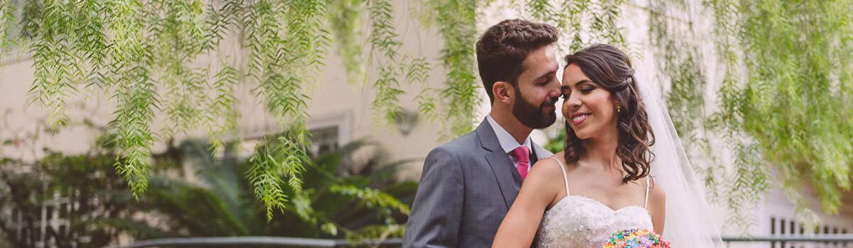 Casamento de Camila e Francisco
