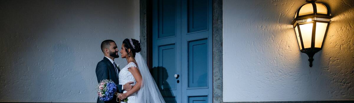 Casamento de Raquel e Vitor