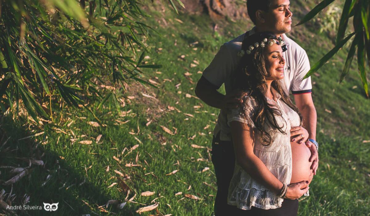 Ensaio Gestante de Mariana + Sidney = Julia