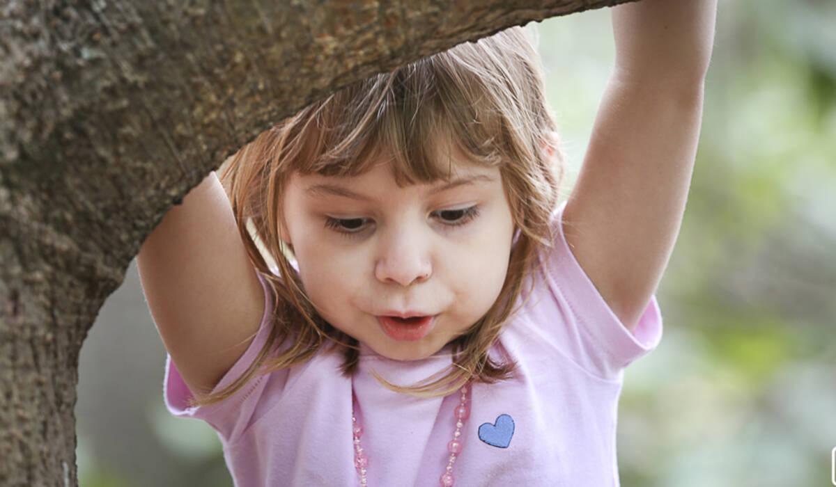 Ensaio Infantil de Bruna