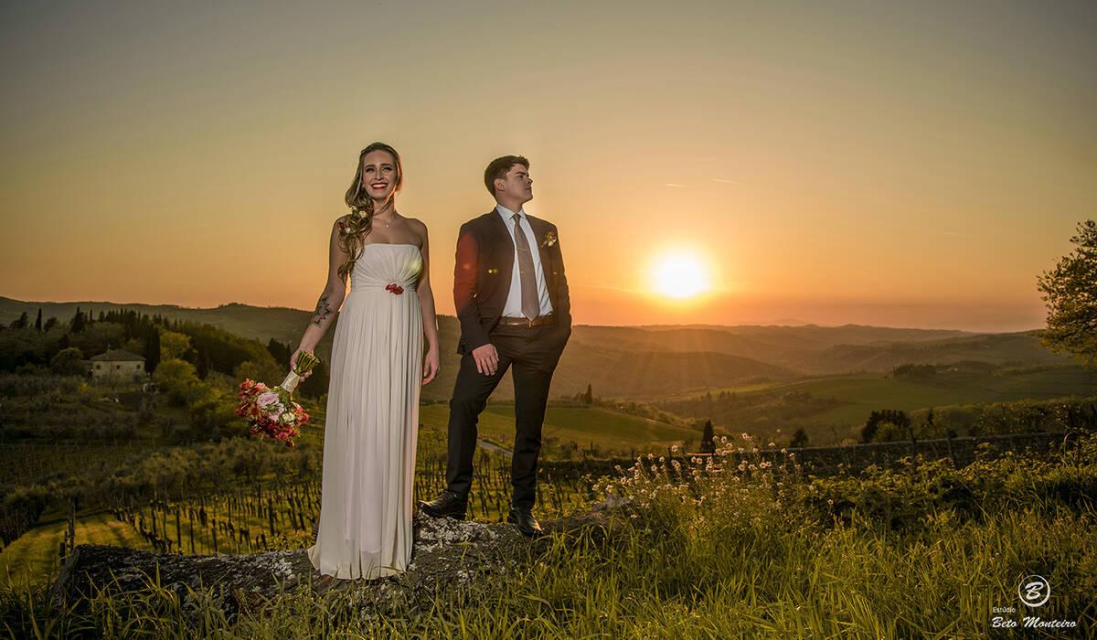 fotografia de casamento de Venha se encantar