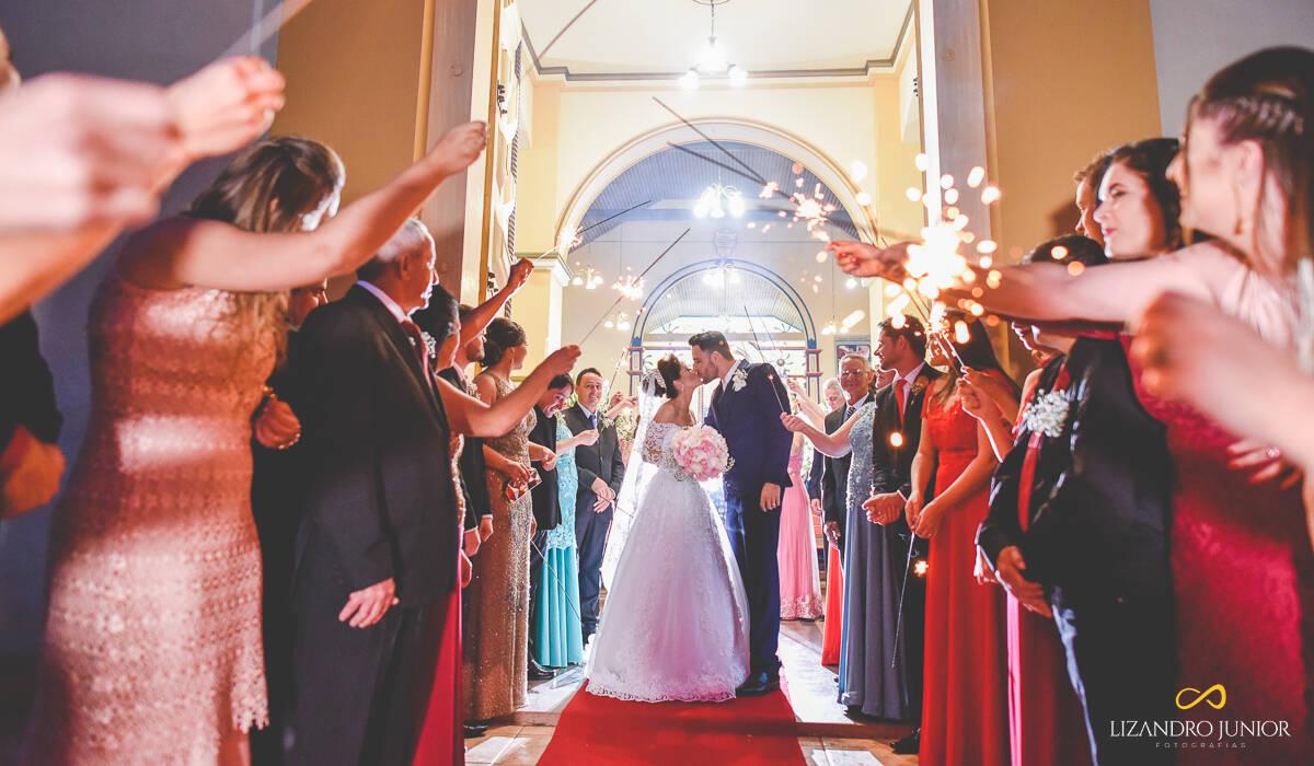 Casamento de Maraísa e Cássio