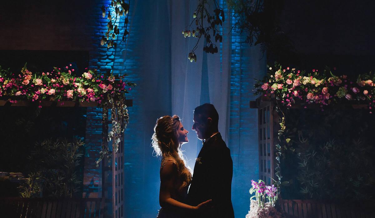 Casamento de Wesley e Leticia