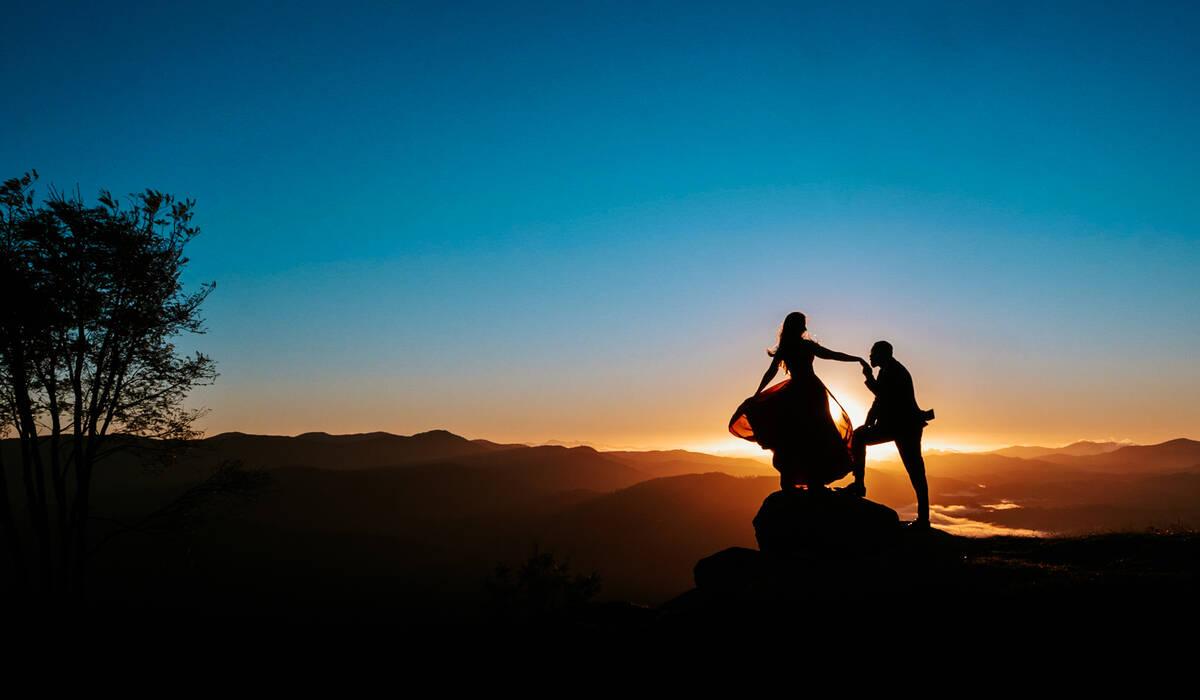 Ensaio Pré-Casamento de Bianca e Samir