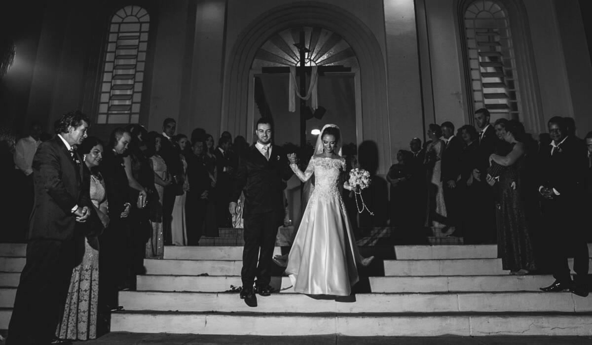 Casamento de Patricia e Diogo
