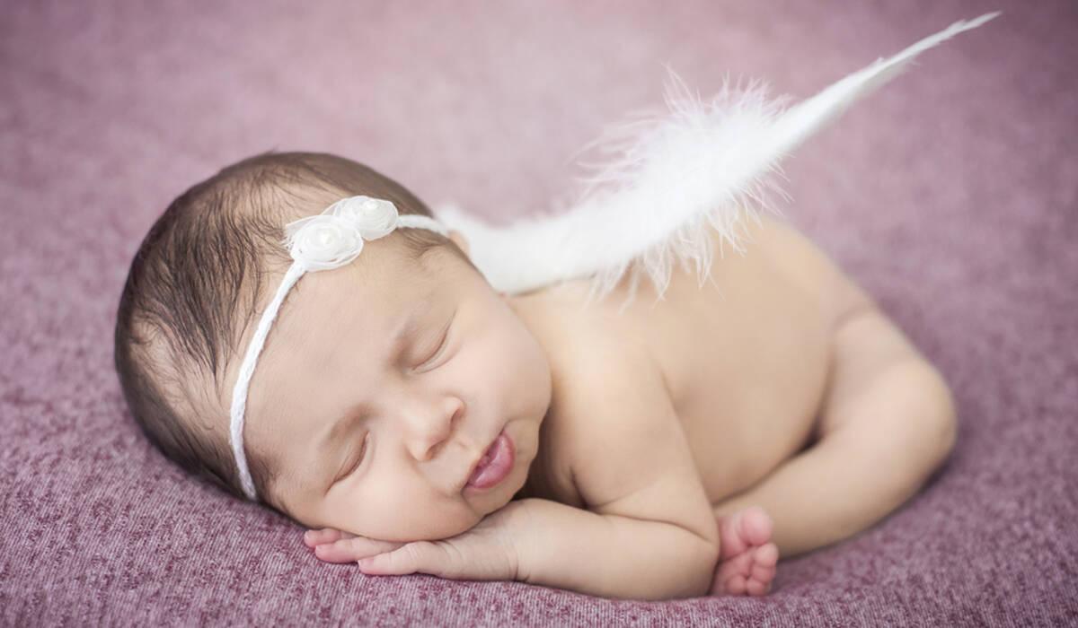 Ensaio Newborn de Newborn da Valentina, com 10 dias
