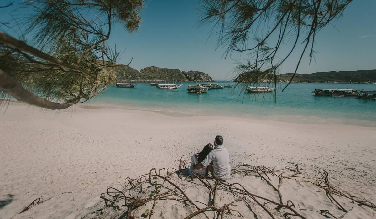 Arraial do Cabo - RJ de Grazi & Kalebe