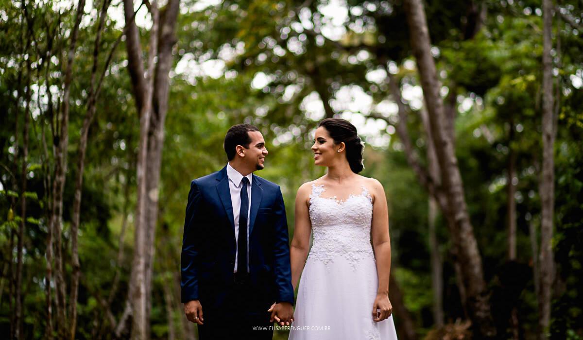 Casamento de Letícia e Ivan