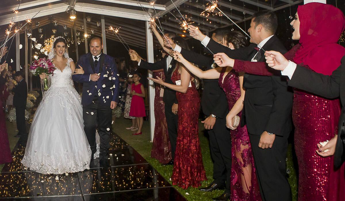 Casamento de Nicole & Koudour