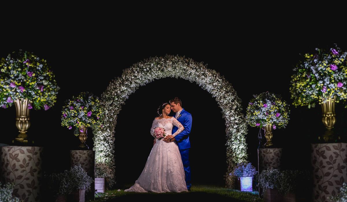 Casamento de Rebeca + Douglas