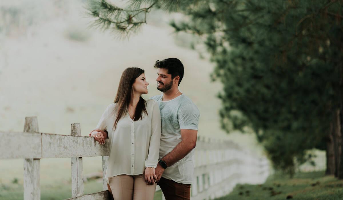 Ensaio pré casamento  de Carol & Guto