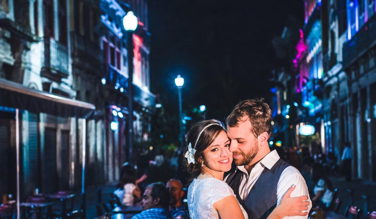casamentos de Karine e Pedro