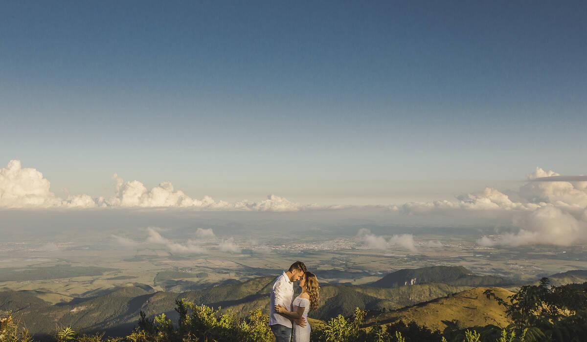 Ensaio Pré Wedding de Vânia e Felipe