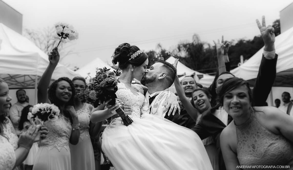 Casamento de Katia e Marco